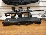 Used Barrett 82A1 50BMG 29 inch fluted barrel, 4 magazines, soft case, hardcase, scope and between 400-450 rounds of ammunition very good condition - 20 of 20