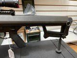 Used Barrett 82A1 50BMG 29 inch fluted barrel, 4 magazines, soft case, hardcase, scope and between 400-450 rounds of ammunition very good condition - 18 of 20