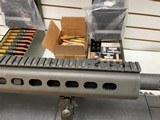 Used Barrett 82A1 50BMG 29 inch fluted barrel, 4 magazines, soft case, hardcase, scope and between 400-450 rounds of ammunition very good condition - 17 of 20