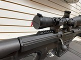 Slightly Used Barrett 98B 338 Lapua, 4 magazines,27 inch flutted barrel, leupold scope, bi-pod,hardcase, softcase, manuals very good condition - 18 of 22