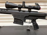 Slightly Used Barrett 98B 338 Lapua, 4 magazines,27 inch flutted barrel, leupold scope, bi-pod,hardcase, softcase, manuals very good condition - 11 of 22