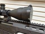 Slightly Used Barrett 98B 338 Lapua, 4 magazines,27 inch flutted barrel, leupold scope, bi-pod,hardcase, softcase, manuals very good condition - 5 of 22