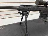Slightly Used Barrett 98B 338 Lapua, 4 magazines,27 inch flutted barrel, leupold scope, bi-pod,hardcase, softcase, manuals very good condition - 10 of 22