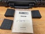 Slightly Used Barrett 98B 338 Lapua, 4 magazines,27 inch flutted barrel, leupold scope, bi-pod,hardcase, softcase, manuals very good condition - 17 of 22