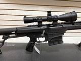 Slightly Used Barrett 98B 338 Lapua, 4 magazines,27 inch flutted barrel, leupold scope, bi-pod,hardcase, softcase, manuals very good condition - 3 of 22