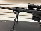 Slightly Used Barrett 98B 338 Lapua, 4 magazines,27 inch flutted barrel, leupold scope, bi-pod,hardcase, softcase, manuals very good condition - 7 of 22