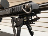 Slightly Used Barrett 98B 338 Lapua, 4 magazines,27 inch flutted barrel, leupold scope, bi-pod,hardcase, softcase, manuals very good condition - 9 of 22