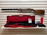 """New Caesar Guerini Summit 20 gauge 2 3/4"""" chamber 30"""" barrel 6 chokes 2 IC 1 Cyl 1 LM 1 Skt 1 Mod luggage case cleaning rod new in the box"""
