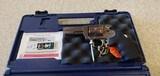 "New Colt King Cobra 357 Magnum 3"" barrel standard stainless6 shout new in hard plastic case"