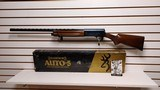 """Used Browning A5 12 Gauge28"""" barrel original box manual unfired DOM 1982 very good condition reduced was $1650"""