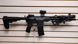 Used PWS MK1 Pro .223 only mk111barrel 1 magazine adjustable stock , arm brace, holo sun HS503G-ACSS scope, flip up rear sight reduced was $3495 - 9 of 23