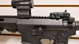 Used PWS MK1 Pro .223 only mk111barrel 1 magazine adjustable stock , arm brace, holo sun HS503G-ACSS scope, flip up rear sight reduced was $3495 - 8 of 23