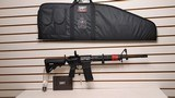 """New Springfield Saint 5.5616"""" barrel 1 30 round mag flip up rear sights fixed front sight lockmanual soft case with mag holders new in box - 12 of 23"""