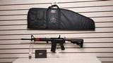 """New Springfield Saint 5.5616"""" barrel 1 30 round mag flip up rear sights fixed front sight lockmanual soft case with mag holders new in box - 2 of 23"""