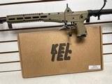 New Kel-Tec Sub 2000 9mm