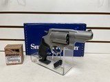 New Smith & Wesson Governor 45/.410 Silver W/Free box of Hornady Critical 45LC 185GR Ammo - 9 of 14