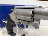 New Smith & Wesson Governor 45/.410 Silver W/Free box of Hornady Critical 45LC 185GR Ammo - 12 of 14
