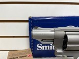 New Smith & Wesson Governor 45/.410 Silver W/Free box of Hornady Critical 45LC 185GR Ammo - 3 of 14