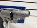 New Smith & Wesson Governor 45/.410 Silver W/Free box of Hornady Critical 45LC 185GR Ammo - 5 of 14