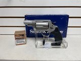 New Smith & Wesson Governor 45/.410 Silver W/Free box of Hornady Critical 45LC 185GR Ammo - 1 of 14