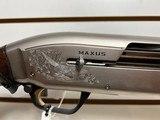 New Browning Maxus Hunter 12Ga - 7 of 22