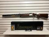 "New Browning CX White 12 gauge 32"" barrel 2 chokes 1 full 1 mod manual lock new in box"