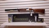 "New Browning CXS White 20 Gauge 28"" barrel 3 chokes Full IC Mod choke wrench lock manual new in box"
