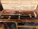 1966 Browning Superposed Pointer Grade - Multi barrel set 12 ga / 20 ga - 6 of 12
