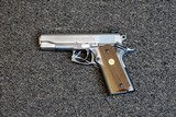 Seecamp Double Action 1911 conversion