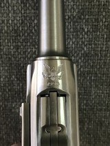 Luger P08 Manufactured by Mitchell Arms of Houston, Texas in STAINLESS STEEL 9mm - 4 of 6