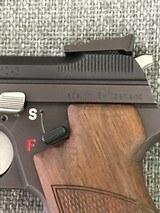 Sig P210-6 Swiss Made 9mm Pistol - 5 of 6