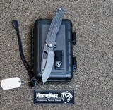 Medford Custom Knives New in the box