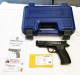 S&W M&P 45 ACP Excellent Condition with Box, 3 Back Straps, and paperwork - 1 of 4