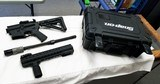 DRD SNAP ON SPECIAL AR 15 MULTI TAKE DOWN PACKAGE LNIB