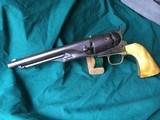 1860 Colt Army w/ Ivory Grips