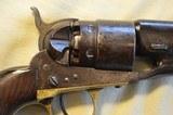 """1860 Colt revolver .44- Black powder. Six shot ( 7 1/2 """"barrel) - 11 of 12"""