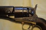 """1860 Colt revolver .44- Black powder. Six shot ( 7 1/2 """"barrel) - 12 of 12"""