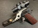 """Les Baer 1911 Bullseye Wadcutter .45ACP 6"""" Slide"""