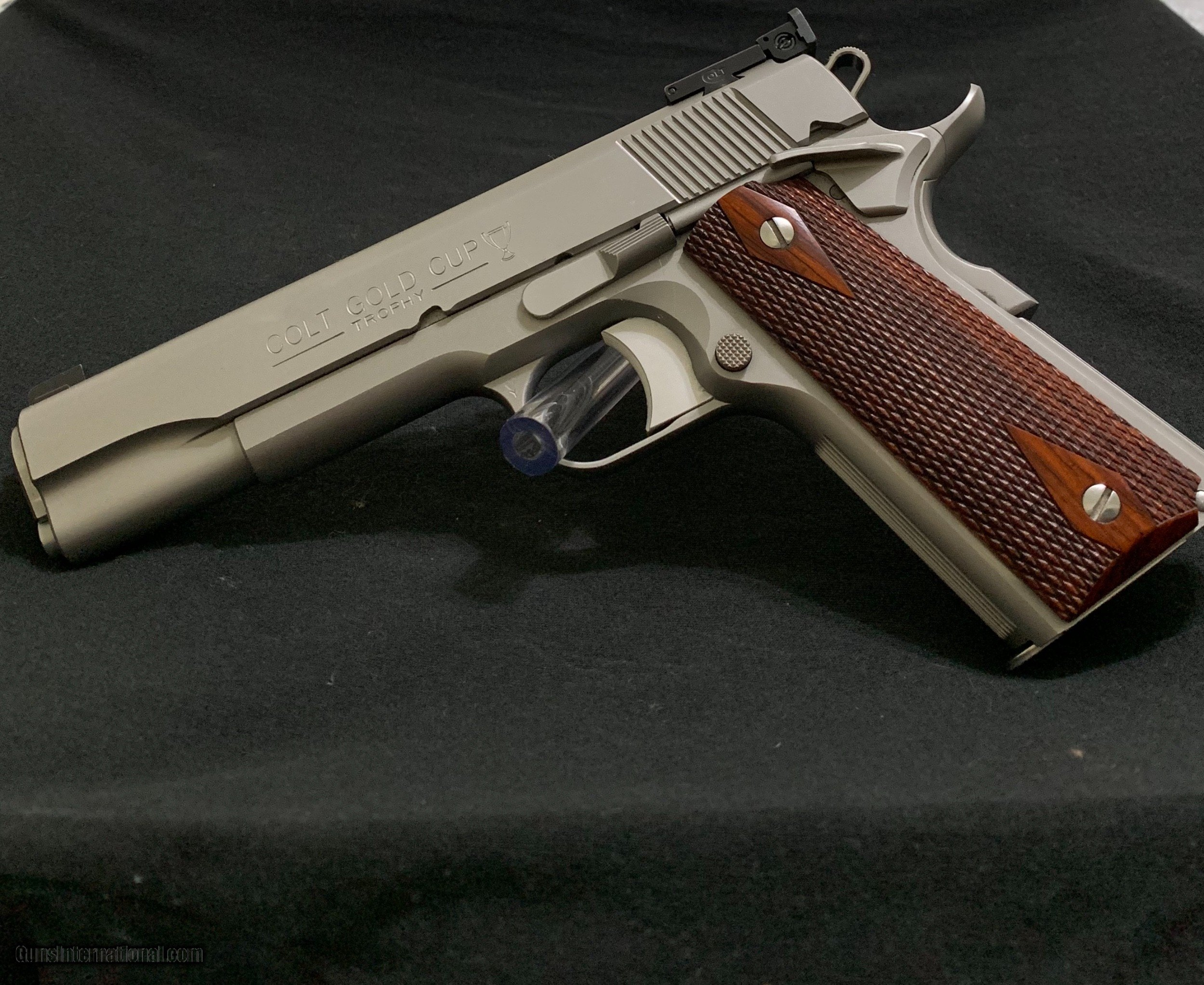 Custom Colt Gold Cup Trophy Model 45 ACP for sale