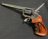 """S&W 8 3/8"""" Bullseye Pistol Collection .22, .38 Special, .357 Magnum"""