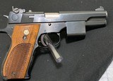 Smith and Wesson Model 52-2