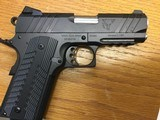 New Devil Dog Arms Tactical 9mm 1911 style pistol
