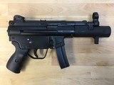 HECKLER & KOCH, SP89 (PRE-BAN), 9mm - 3 of 7