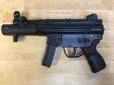 HECKLER & KOCH, SP89 (PRE-BAN), 9mm - 2 of 7
