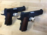 LES BAER CUSTOM 1911, SUPER STINGER (CONSECUTIVE SERIAL NUMBER PAIR), .38 SUPER - 3 of 6