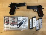 LES BAER CUSTOM 1911, SUPER STINGER (CONSECUTIVE SERIAL NUMBER PAIR), .38 SUPER - 5 of 6