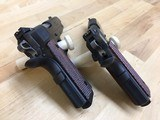 LES BAER CUSTOM 1911, SUPER STINGER (CONSECUTIVE SERIAL NUMBER PAIR), .38 SUPER - 4 of 6