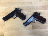 LES BAER CUSTOM 1911, SUPER STINGER (CONSECUTIVE SERIAL NUMBER PAIR), .38 SUPER - 1 of 6