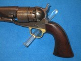 A U.S. CIVIL WAR MILITARY ISSUED COLT MODEL 1860 PERCUSSION ARMY REVOLVER IN FINE UNTOUCHED CONDITION! - 2 of 13