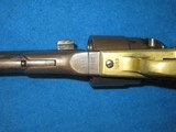 AN EARLY U.S. CIVIL WAR MILITARY ISSUED COLT PERCUSSION MODEL 1860 FOUR SCREW ARMY REVOLVER IN NICE CONDITION! - 15 of 17